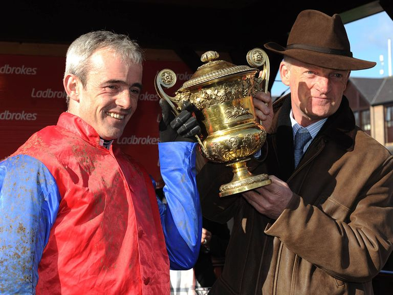 Willie Mullins: Is enjoying a remarkable run of form