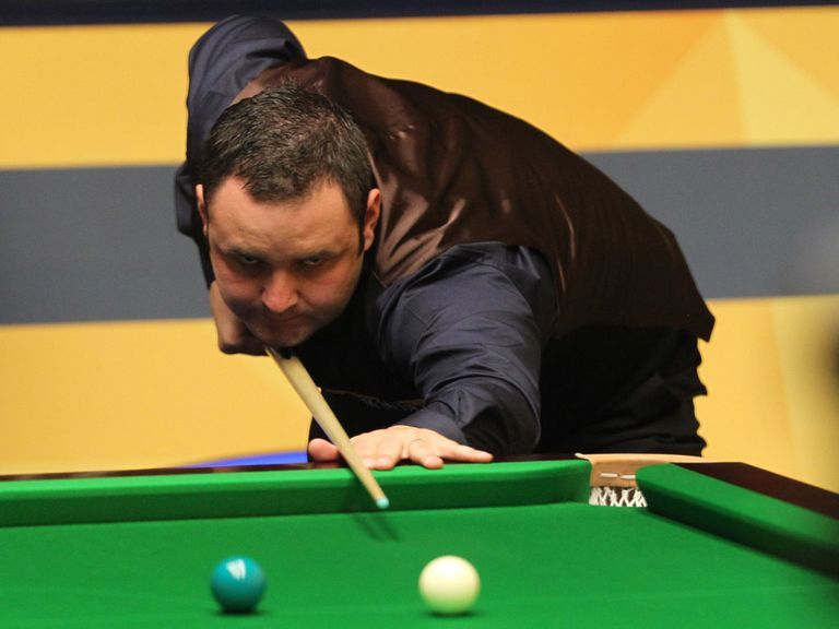 Maguire: Reeled off last four frames to progress