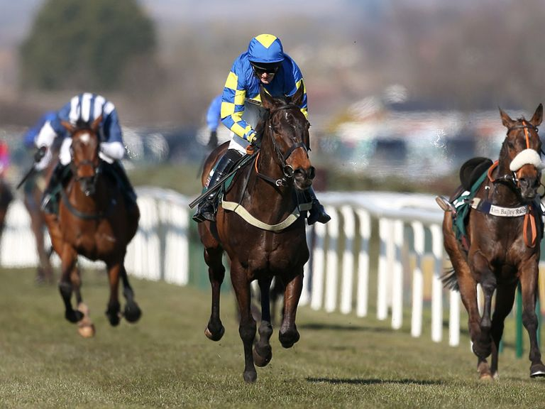 Auroras Encore: The toast of the bookmakers at Aintree