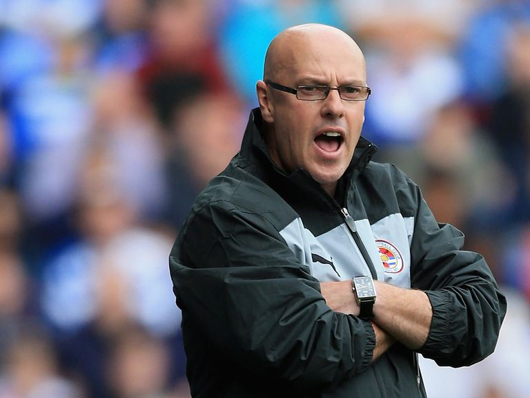 Brian McDermott: Happy to join Leeds
