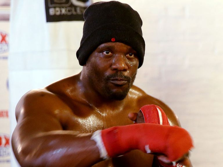 Dereck Chisora: Could be set for Tyson Fury rematch