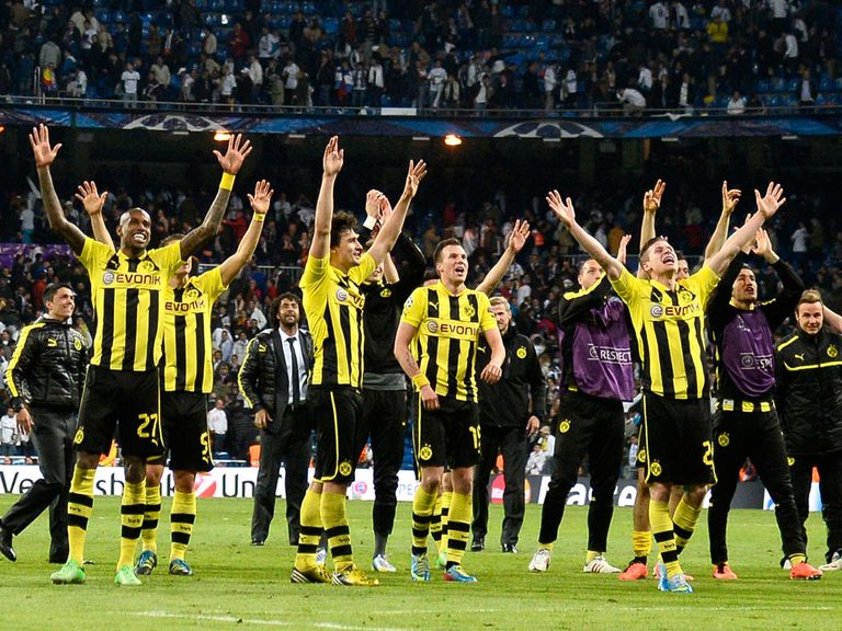 Borussia Dortmund: Beat Real Madrid to reach CL final