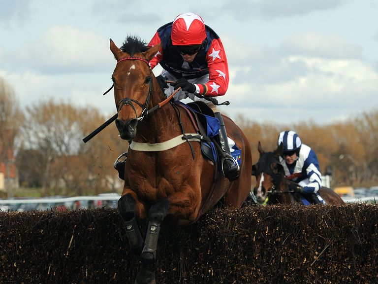 Godsmejudge: Hutch will miss the ride in the Scottish Grand National