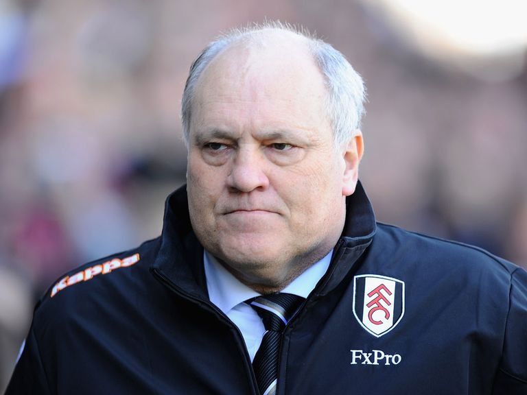 Martin Jol: Has added another new signing to his squad