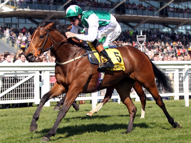 Maureen: Drops in grade at Doncaster