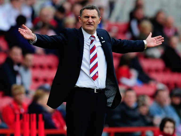 Tony Mowbray: Closing on targets for Middlesbrough