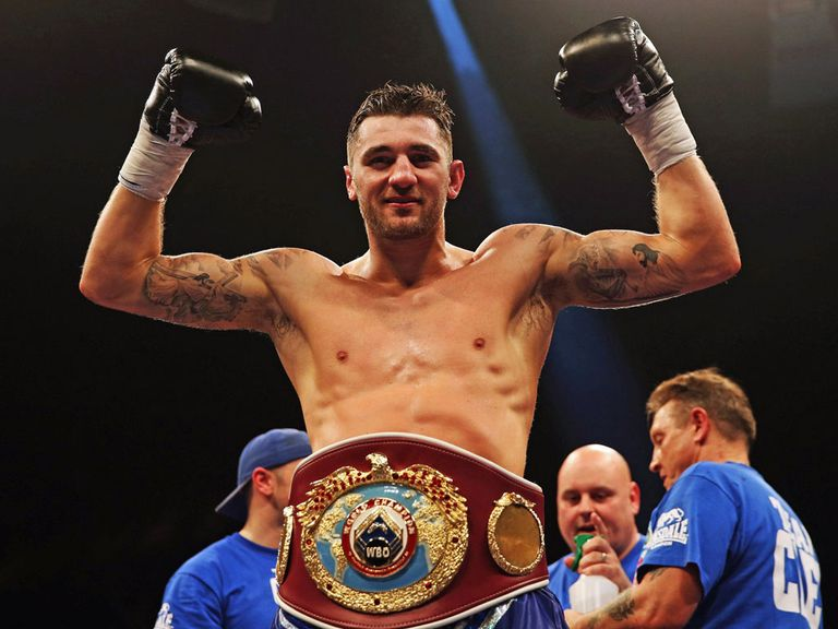 Nathan Cleverly: Re-inventing himself at cruiserweight