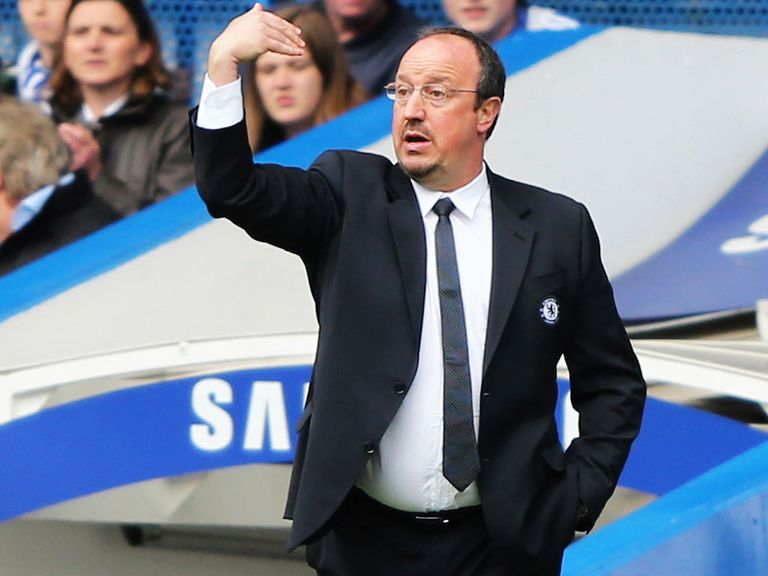 Benitez: Terry situation is 'not his business'
