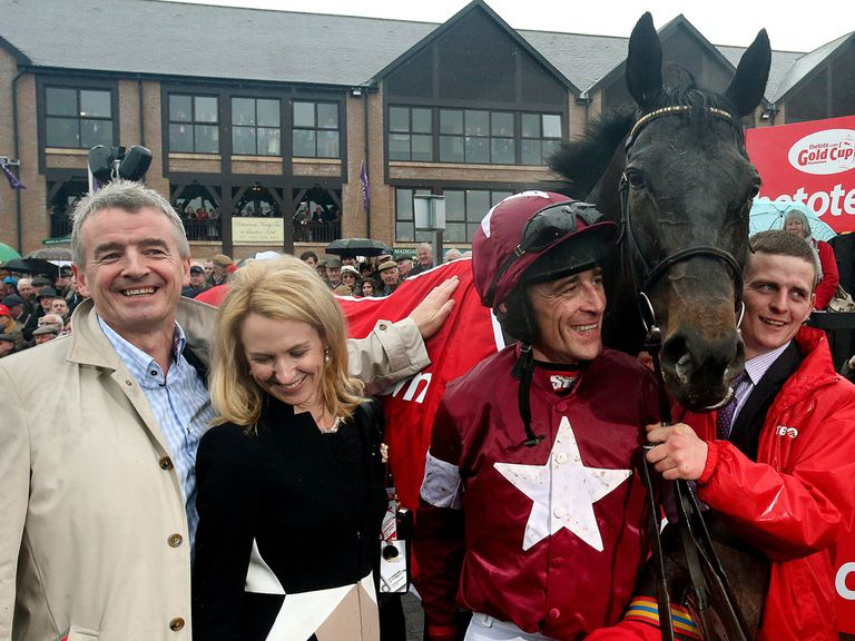 Sir Des Champs: A best of 8/1 for the 2014 Cheltenham Gold Cup