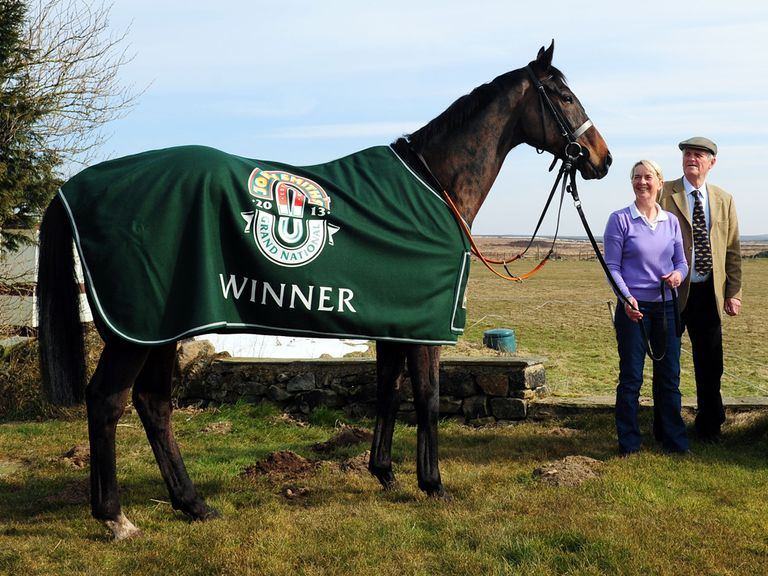 Auroras Encore: Winner of the 2013 Grand National