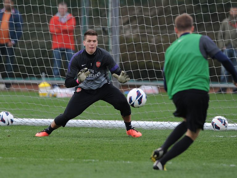 Wojciech Szczesny: Doesn't think Spurs have enough quality