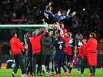 Beckham's Paris farewell - gallery