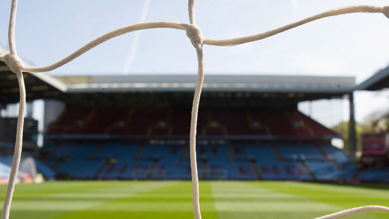 Villa Park: Potential play-off confirmed by Premier League