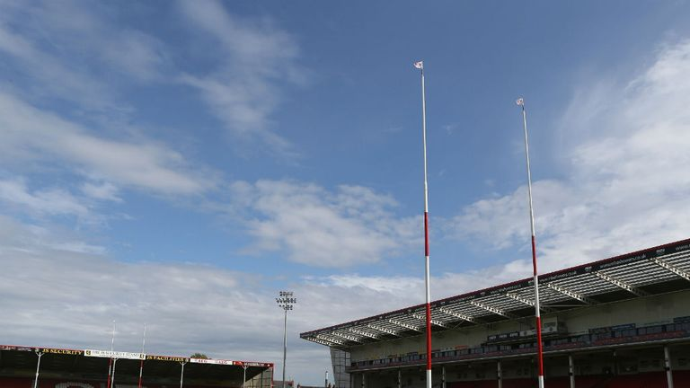 Gloucester ban supporter after drink-throwing incident at Kingsholm