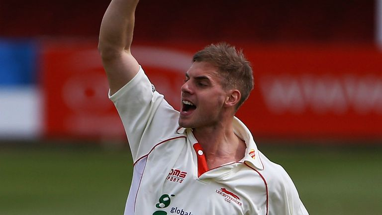 Ollie Freckingham: New two-year deal for impressive Leicestershire rookie