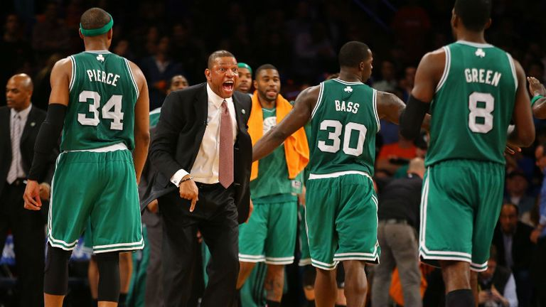 Doc Rivers: Coach to depart Boston Celtics for LA Clippers