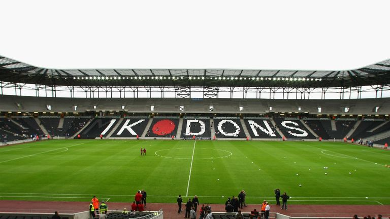 stadium:mk: Hosts England U21 clash with Finland in November