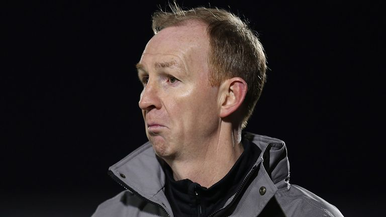 Alan Knill: Has been placed in permanent charge of Torquay United