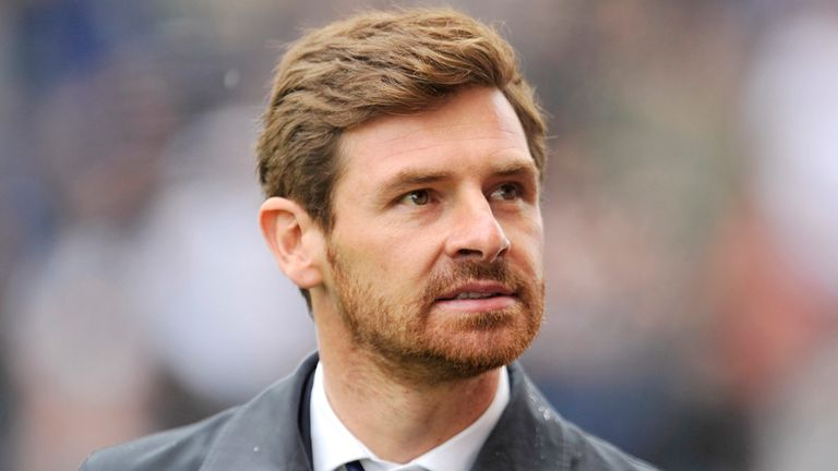 Andre Villas-Boas: Wants a technical director at White Hart Lane