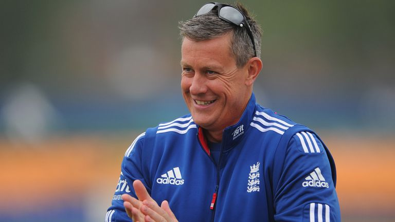 Ashley Giles: Right to set ambitious targets