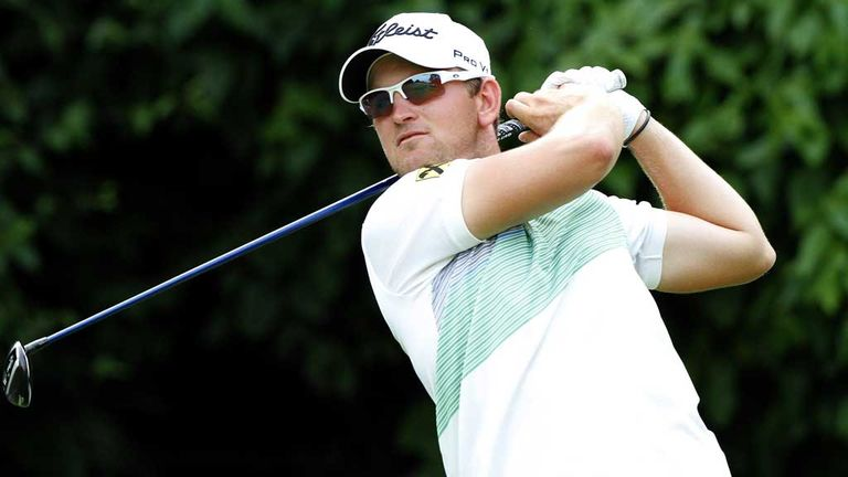 Bernd Wiesberger: Best round of the final day to win second Asian Tour title