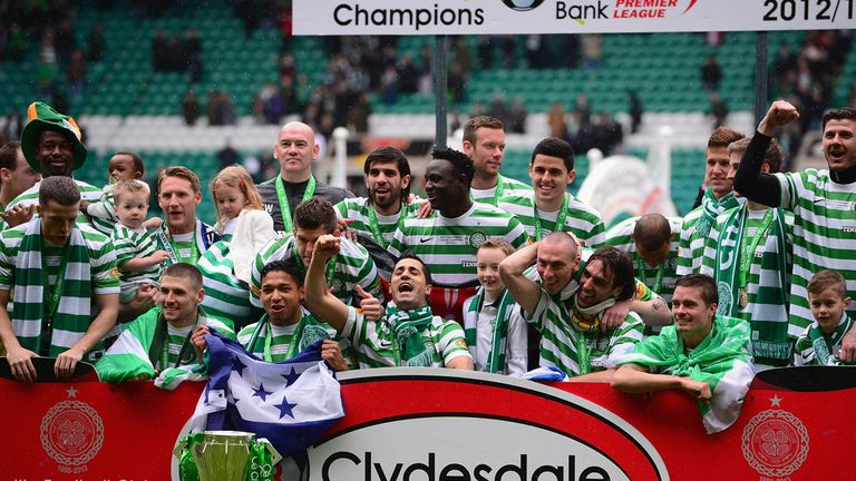 Celtic: Kicking off new season live on Sky Sports
