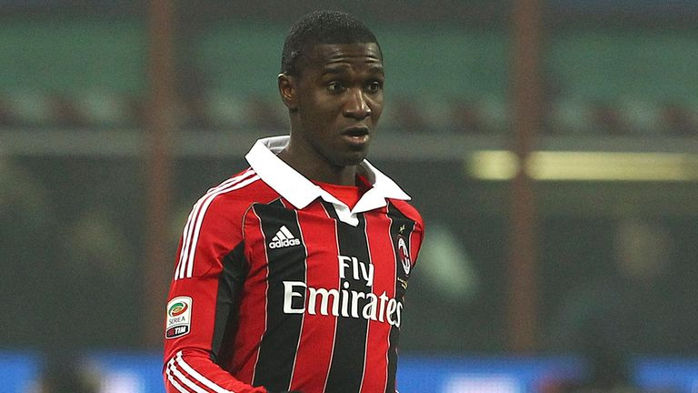 Cristian Zapata: Three-year deal with Milan