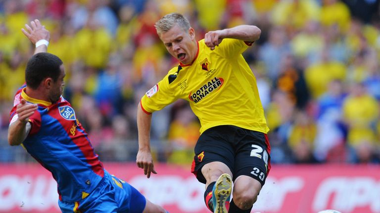 Matej Vydra: Premier League club reported to have £8m offer turned down for Udinese