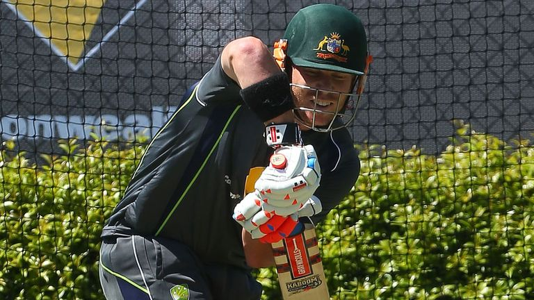 David Warner: Australia batsman fined following Twitter rant
