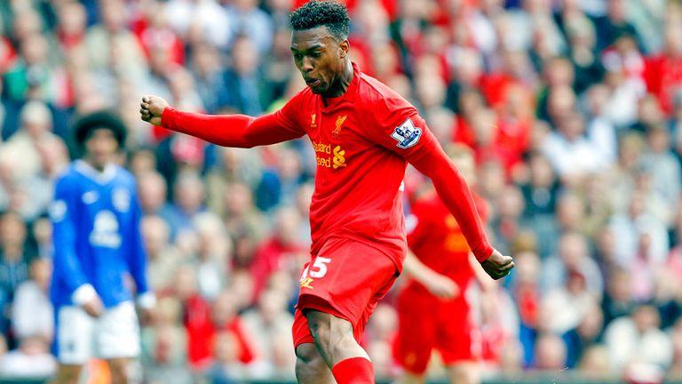 Daniel Sturridge: Liverpool striker will not put pressure on himself