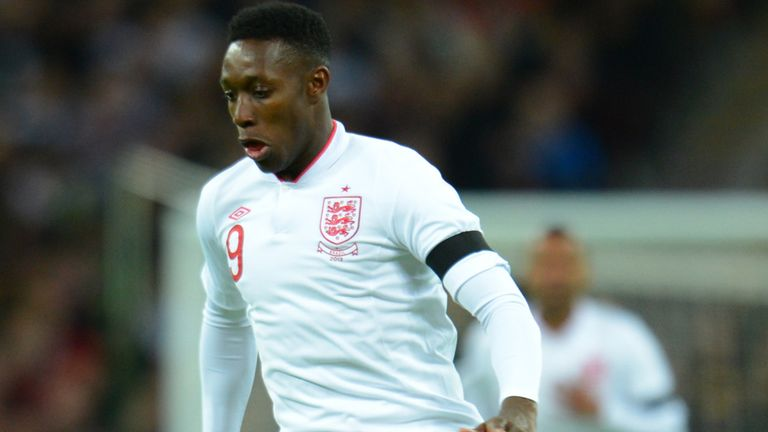 Danny Welbeck: England forward ready to tackle Brazil on Sunday