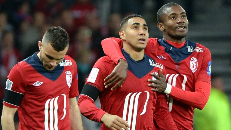 Dimitri Payet (c): Excited by his move to Marseille from Lille