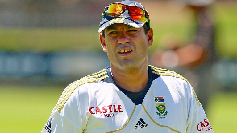 Russell Domingo is to succeed Gary Kirsten has South Africa head coach