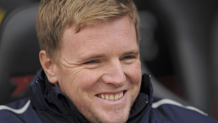 Eddie Howe: Bournemouth boss hopes to see more young players emerge