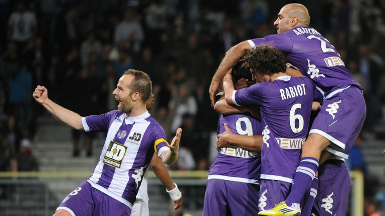 Toulouse won 2-1