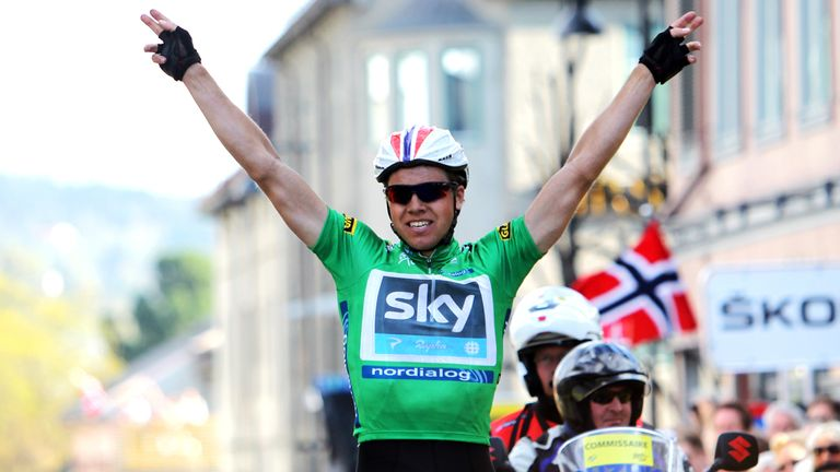 Boasson Hagen: Winning momentum