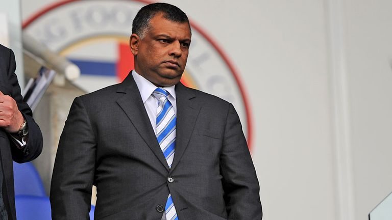 Tony Fernandes: Transfer policy in place for Championship