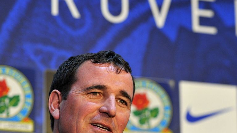 Gary Bowyer: Unveiled at Ewood Park on Tuesday