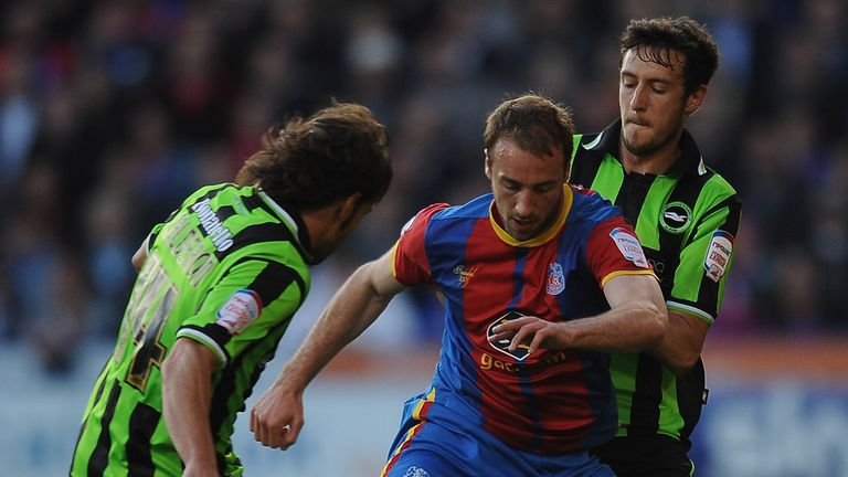 Glenn Murray: Challenges Inigo Calderon at Selhurst Park