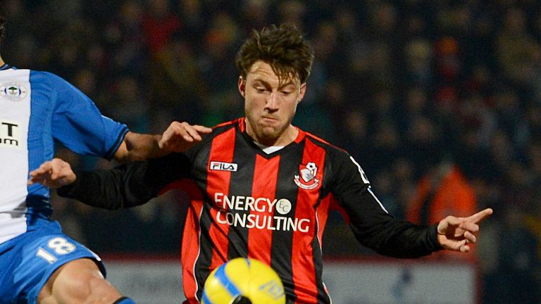 Harry Arter: Scored the decisive goal for Bournemouth