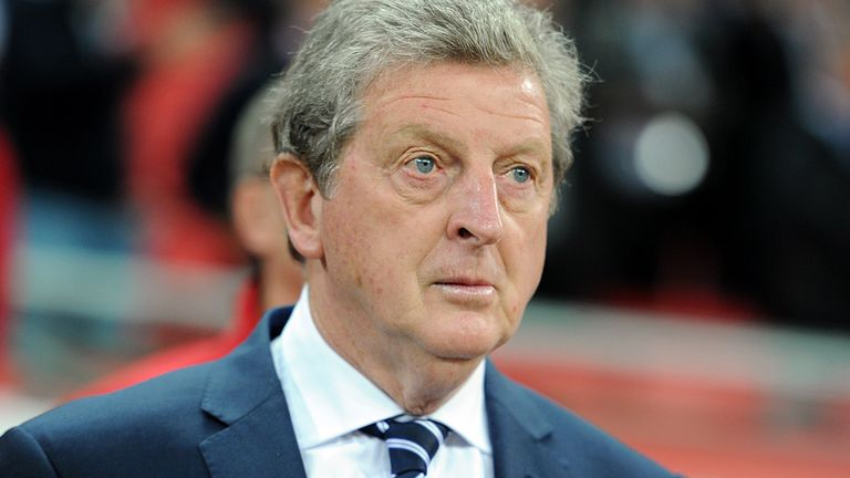 Roy Hodgson: Expects to lead England out at the 2014 World Cup