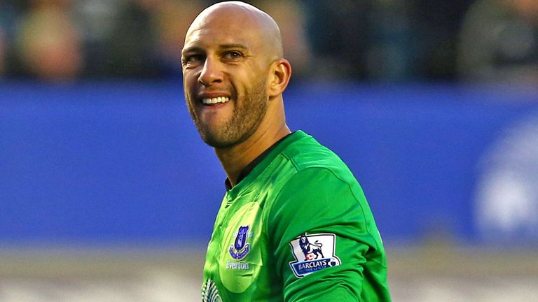 Tim Howard: Ruling nothing out in the race for a top-four finish