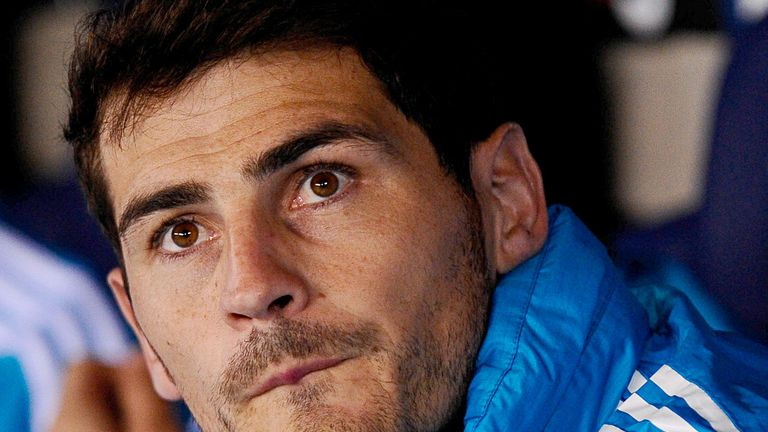 Iker Casillas: Still Spain's number one goalkeeper