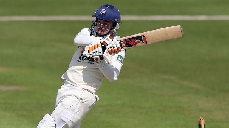 Jack Taylor: Has done well with the bat but his bowling action has been questioned