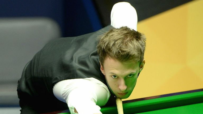 Judd Trump: Out of Shanghai masters