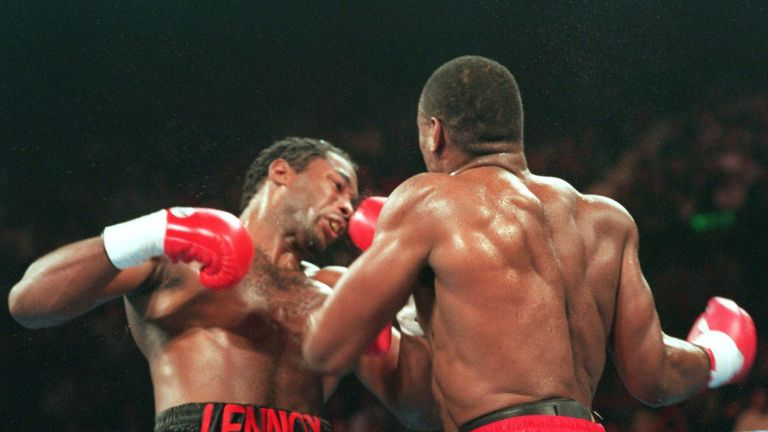 Oliver McCall carried out Emanuel Steward's gameplan to stun Lennox Lewis at Wembley