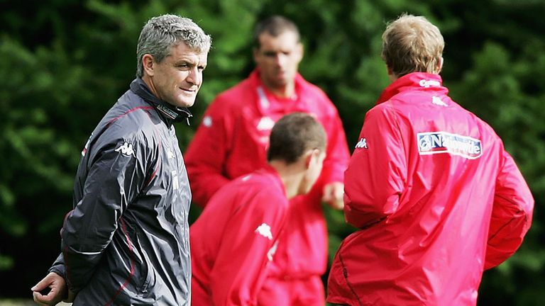 Mark Hughes: New Stoke boss is getting ready for his first season in charge