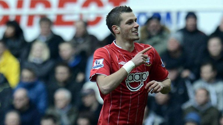 Morgan Schneiderlin: Finished as the top tackler in the Premier League