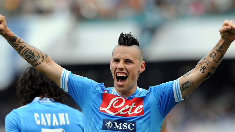 Marek Hamsik: Worth more than Gareth Bale, according to Rafa Benitez