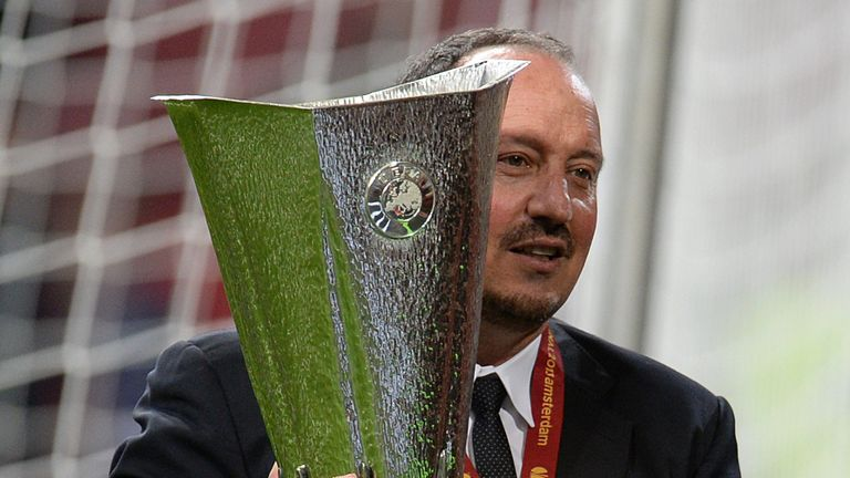 Rafa Benitez: Outgoing interim manager claims Chelsea will spend £100m this summer